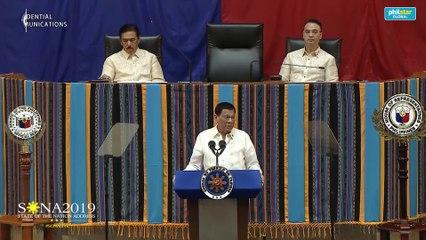 Duterte orders reclamation of public roads