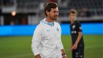 André Villas-Boas : « Se préparer pour Naples »