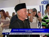 PG Gov't and Sultanate of Sulu discuss possible 'disengagement' of armed filipinos in Sabah