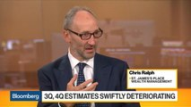 Valuations in U.S. Aren't at Stratospheric Levels, Says St. James's Place's Ralph