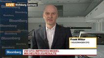 Volkswagen Has 'Strong Foundation,' CFO Says