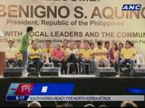 Aquino back in Cavite to endorse Maliksi, LP bets