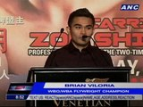 Viloria, Estrada ready to rumble in Macau
