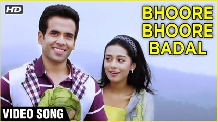Bhoore Bhoore Badal Video Song | Love U Mr. Kalakaar | Amrita Rao, Tusshar Kapoor | Shreya Ghoshal