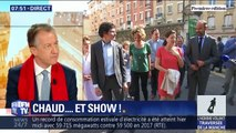 L'édito de Christophe Barbier: Chaud...et show !