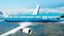 KLM fait sa pub en dévoilant quels sont les sièges d'avion aux taux de mortalité les plus élevés !