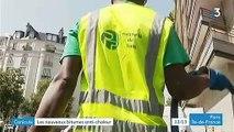 Spéciale Canicule: Découvrez ce nouveau bitume «anti-chaleur» mis en place dans trois rues de Paris - VIDEO