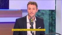 """VIDEO. Canicule : """"On doit faire attention pour nous-mêmes et pour les autres"""", prévient le président du syndicat MG France"""