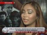 EXCL: Janelle Manahan makes showbiz comeback