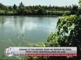 Mom drowns self, 2 kids in CamSur river