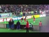 PSG-Valenciennes (4-0) 1/4 de finale Coupe de la Ligue 07/08