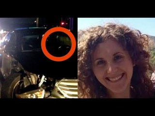 24hrs after the crash, her phone rang. She never suspected what came next...