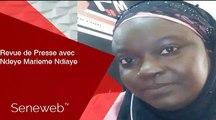 Revue de Presse du 25 Juillet 2019 avec Ndeye Marieme Ndiaye