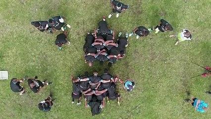 Bonne melee es fidjiens sans pré-engagement