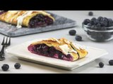 Our Blueberry Danish Roll Makes The Perfect Breakfast Treat!