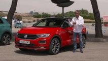 Videoconsejo de seguridad con Luis Moya - Detector de angulo muerto y camara trasera VW T-Roc