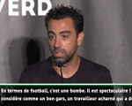 """Barcelone - Xavi : ''Neymar? Tout dépend de Barcelone """""""