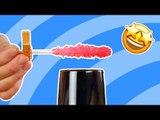 Astuce gourmande : créez vos propres bâtonnets sucrés !