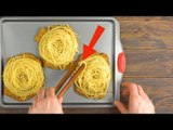 This Is Why The Noodles Go On TOP – Brilliant!