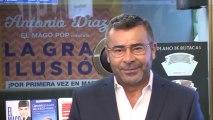 Jorge Javier Vázquez cumple 49 años en uno de sus mejores momentos tras sufrir un ictus