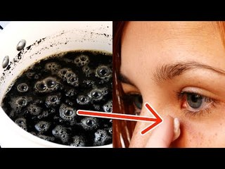 Smear Coffee On Your Eyes & You'll Be Unrecognizable After 2 Minutes