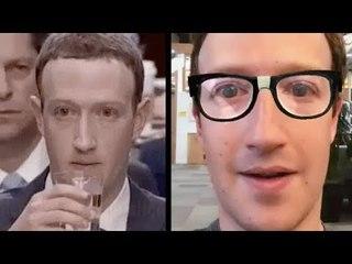 A doença de Mark Zuckerberg é a razão pela qual o logo do Facebook é azul.