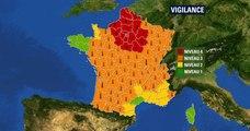 Canicule : plus de 40 degrés annoncé pour ce jeudi et 20 départements placés en vigilance rouge