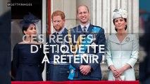 Ces bonnes manières improbables de la famille royale !