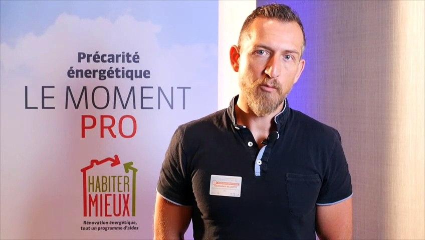 Moment Pro Habiter Mieux  - Les copropriétés : une cible en développement - David-Albert BILLOTTE
