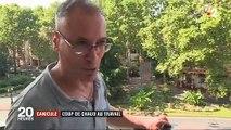 Spéciale Canicule : Les personnes travaillant à l'extérieur souffrent des fortes chaleurs et s'adaptent - VIDEO