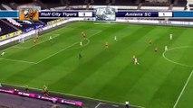 Buts -  Hull City vs Amiens SC