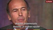 1974 : quand Valéry Giscard d'Estaing se justifiait sur sa « froideur »