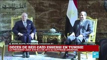 TUNISIE - Décès de Béji Caïd Essebsi : qui le remplacera d'ici l'élection prochaine ?