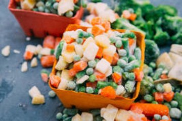 The Truth about Frozen Fruits and Veggies