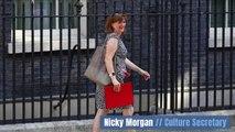 Boris Johnson's new cabinet