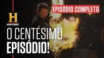 EPISÓDIO COMPLETO | DESAFIO SOB FOGO | A Okatana | HISTORY