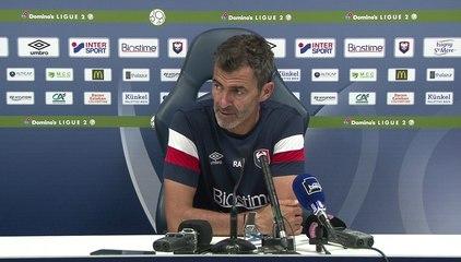 Conférence de presse avant FC Sochaux / SMCaen