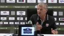 J1 Domino's Ligue 2  2019-2020  L'analyse de PATRICE LAIR après EAG-Grenoble 3-3
