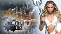 Final Fantasy XV: A New Empire - Alexis Ren in 'Join the Adventure'