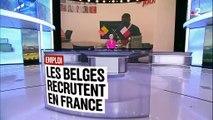 Emploi : quand la Belgique courtise la main-d'œuvre française