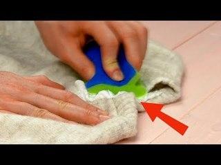 8 dicas infalíveis para tirar as piores manchas. O segredo pode estar na sua geladeira!