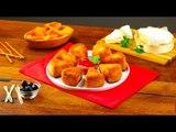 Camembert pané au jambon de Parme : pour un apéro fondant de plaisir