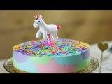Cheesecake licorne : un rêve non imaginaire pour les papilles