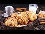 Petits pains à la cannelle : à dévorer pour le petit déj ou le café