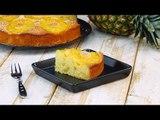 Un dessert délicieusement fruité : gâteau à l'ananas