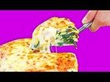 Crêpes salées façon lasagnes : la Bretagne et l'Italie ne font plus qu'un