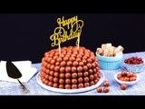 Le tout choco pour les grandes occasions : gâteau de Maltesers à l'Ovomaltine.