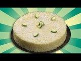 """Recette de """"dessert"""" pour un délicieux gâteau de riz aux courgettes"""
