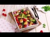 Voici comment twister les légumes !