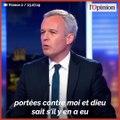 François de Rugy contre-attaque, Mediapart persiste et signe